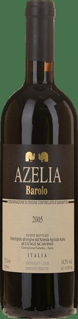 AZELIA, Barolo DOCG 2005