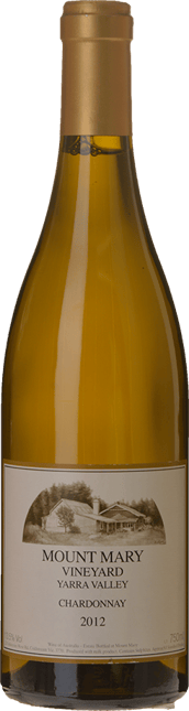 MOUNT MARY Chardonnay, Yarra Valley 2012