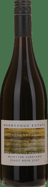 MOOROODUC ESTATE McIntyre Vineyard Pinot Noir, Mornington Peninsula 2007