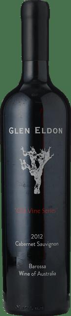 GLEN ELDON Old Vine Series Cabernet Sauvignon, Barossa 2012