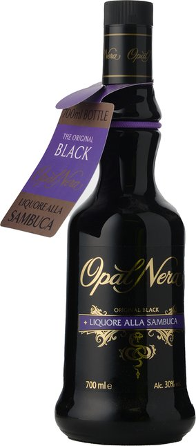 SUNTORY Sambuca Opal Nera Liqueur NV