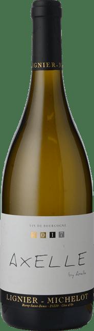 DOMAINE LIGNIER-MICHELOT Axelle, Bourgogne Blanc 2017