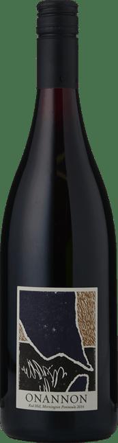 ONANNON Red Hill Pinot Noir, Mornington Peninsula 2016