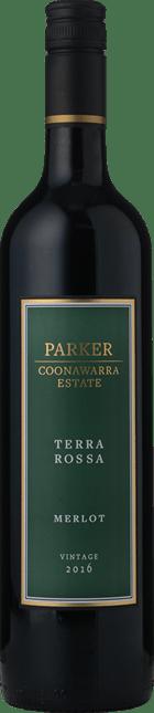 PARKER COONAWARRA ESTATE Terra Rossa Merlot, Coonawarra 2016