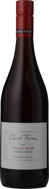 CHARD FARM VINEYARD Finla Mor Pinot Noir, Central Otago 2017