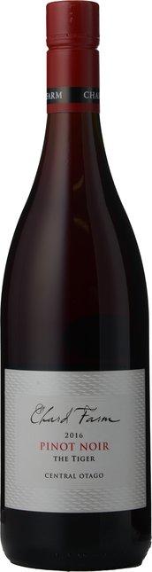CHARD FARM VINEYARD The Tiger Pinot Noir, Central Otago 2016
