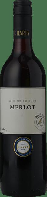 BEC HARDY WINES Merlot, South Australia 2019