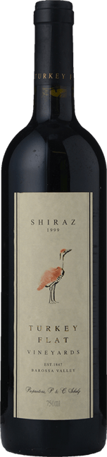 TURKEY FLAT Shiraz, Barossa Valley 1999