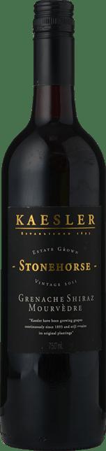 KAESLER WINES Stonehorse Grenache Shiraz,Mourvedre Barossa Valley 2011
