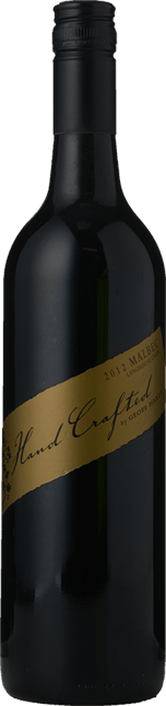 GEOFF HARDY WINES Hand Crafted Malbec, Langhorne Creek 2012