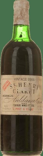 PENFOLDS St. Henri Shiraz, South Australia 1966
