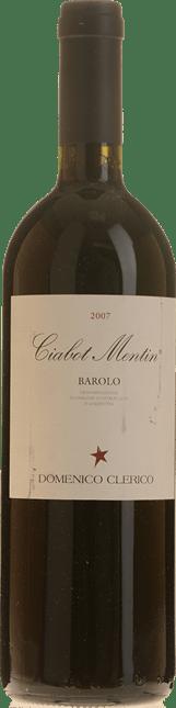 DOMENICO CLERICO Ciabot Mentin, Barolo DOCG 2007