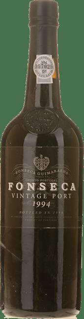 FONSECA'S Vintage Port, Oporto 1994