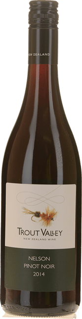 TROUT VALLEY Pinot Noir, Nelson 2014