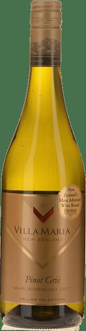 VILLA MARIA Cellar Selection Pinot Gris, Marlborough 2017