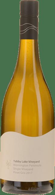 YABBY LAKE VINEYARD Pinot Gris, Mornington Peninsula 2017