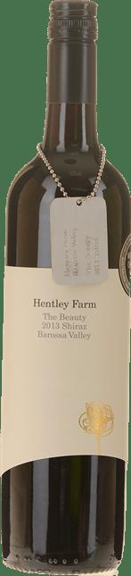 HENTLEY FARM The Beauty Shiraz, Barossa Valley 2013