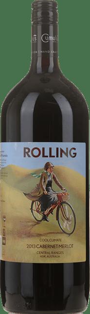 CUMULUS WINES Rolling Cabernet Merlot, Central Ranges 2013