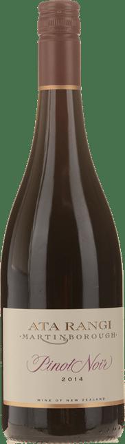 ATA RANGI Pinot Noir, Martinborough 2014