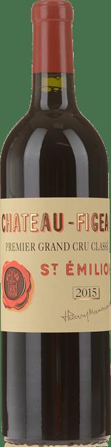 CHATEAU FIGEAC 1er grand cru classe (B), St-Emilion 2015