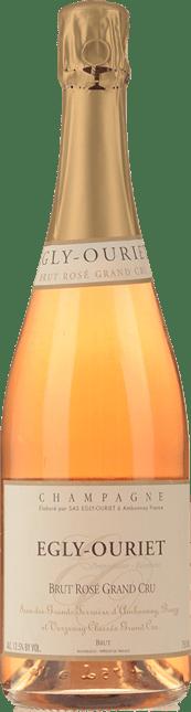 EGLY-OURIET Grand Cru Brut Rose, Champagne NV