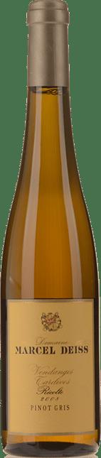 DOMAINE MARCEL DEISS Vendanges Tardives Pinot Gris, Alsace 2008