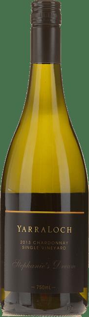 YARRALOCH Stephanie's Dream Chardonnay, Yarra Valley 2013