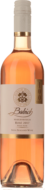 BABICH WINES Pinot Noir Rose, Marlborough 2017