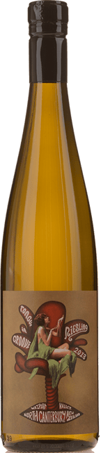 TONGUE IN GROOVE Riesling, Waipara 2013