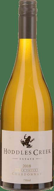 HODDLES CREEK Estate Chardonnay, Yarra Valley 2018
