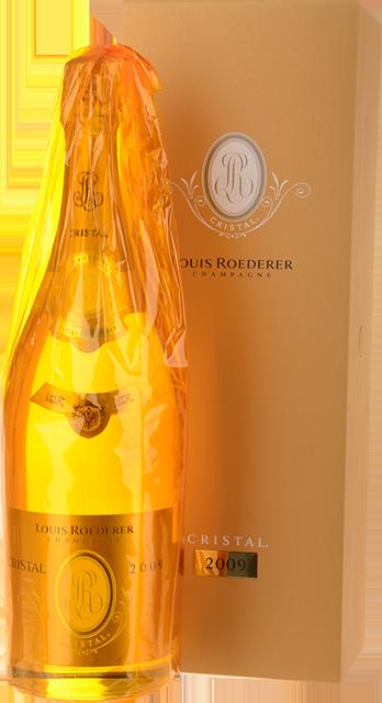 LOUIS ROEDERER Cristal Brut, Champagne 2009