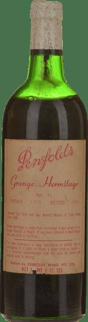 PENFOLDS Bin 95--Grange Shiraz, South Australia 1964