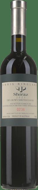 CHRIS RINGLAND Dry Grown Barossa Ranges Shiraz, Barossa 2005