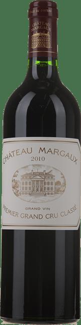 CHATEAU MARGAUX 1er cru classe, Margaux 2010