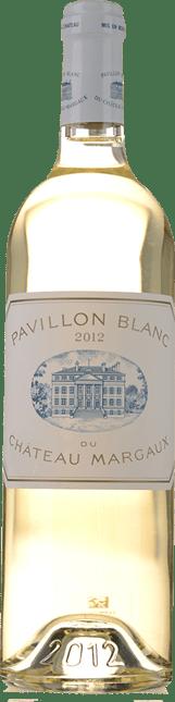 PAVILLON BLANC DU CHATEAU, Margaux 2012