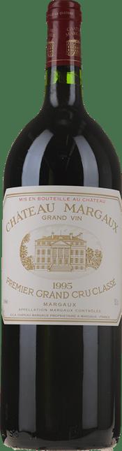 CHATEAU MARGAUX 1er cru classe, Margaux 1995