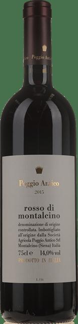 POGGIO ANTICO, Rosso di Montalcino 2015