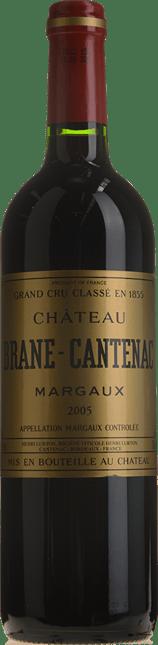 CHATEAU BRANE-CANTENAC 2me cru classe, Cantenac-Margaux 2005