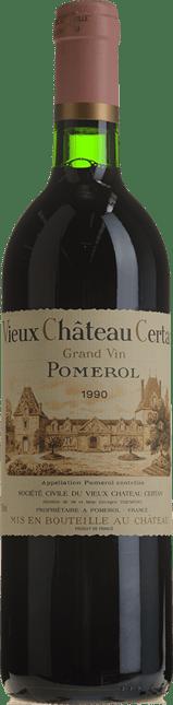 VIEUX-CHATEAU-CERTAN, Pomerol 1990