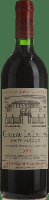 CHATEAU LA LAGUNE 3me cru classe, Haut-Medoc 1990