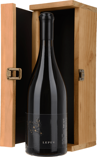 HARES CHASE Lepus (Wooden Presentation Box) Shiraz, Barossa Valley 2010