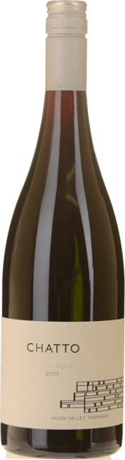 CHATTO WINES White Label Pinot Noir, Huon Valley 2017