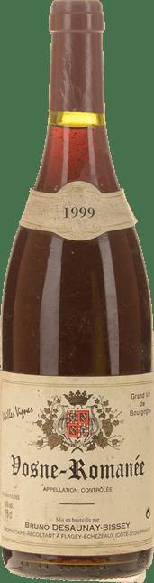 BRUNO DESAUNAY-BISSEY Vieilles Vignes, Vosne-Romanee 1999