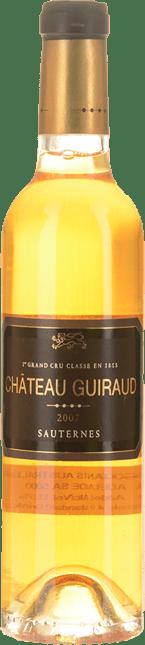 CHATEAU GUIRAUD 1er cru classe, Sauternes 2007