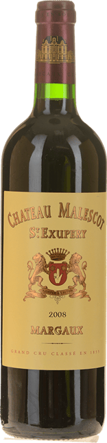 CHATEAU MALESCOT-SAINT-EXUPERY 3me cru classe, Margaux 2008