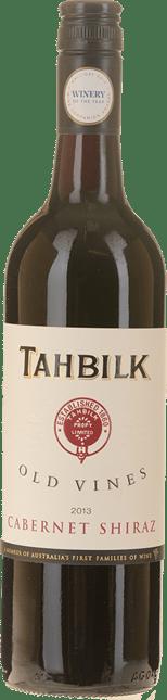 TAHBILK WINES Old Vines Cabernet Shiraz, Nagambie Lakes 2013