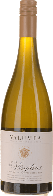 YALUMBA The Virgilius Viognier, Eden Valley 2014