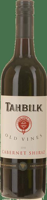 TAHBILK WINES Old Vines Cabernet Shiraz, Nagambie Lakes 2012