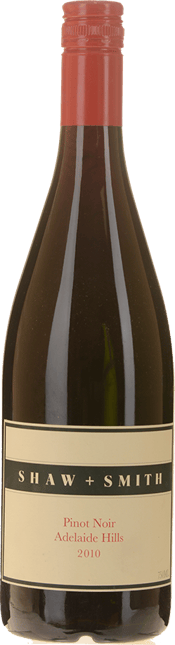 SHAW & SMITH Pinot Noir, Adelaide Hills 2010