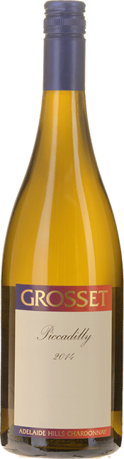 GROSSET Piccadilly Chardonnay, Adelaide Hills 2014